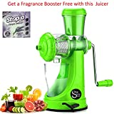 One Stop Shop Fruits & Vegetable Juicer With Steel Handle With Fragrance Booster,Multicolor