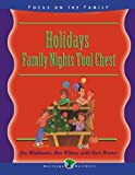 img - for Holidays: Family Nights Tool Chest book / textbook / text book