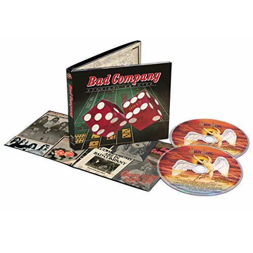 Bad Company - Straight Shooter (Deluxe)(2cd) - Zortam Music