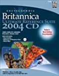Encyclopedia Britannica 2004 Ultimate...