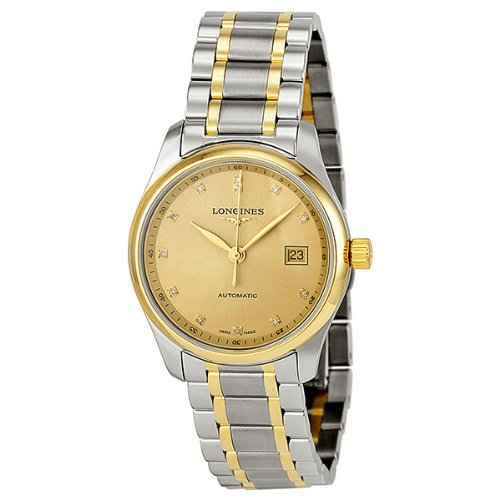 Longines Master Collection Champagne Dial Two-tone Ladies Watch L22575377