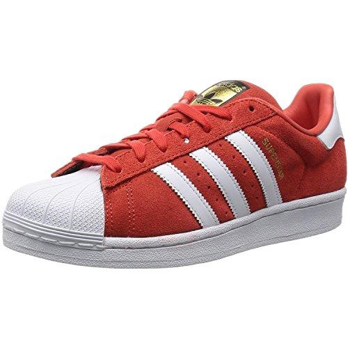 adidas-Superstar-Suede-Zapatillas-de-baloncesto-Hombre