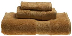Waterford Cardiffe Border Bath Towel, Gold