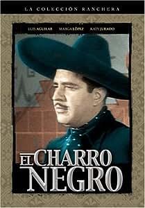 Amazon.com: El Charro Negro: Pedro Armendáriz, Luis G