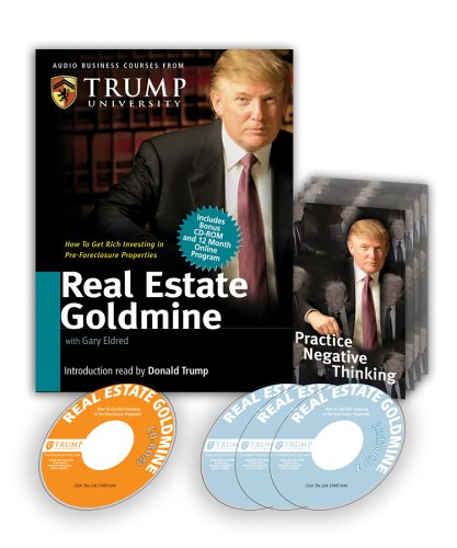 Real Estate Goldmine: How to get Rich Investing