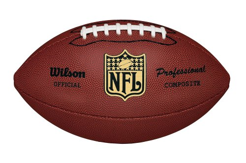 Wilson Duke Replica American Football - Tan