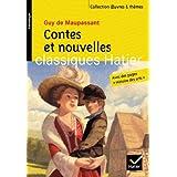 Contes et nouvelles (Maupassant) - Oeuvres & thèmes