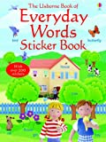 Everyday Words in English (Everyday Words Sticker Books) Felicity Brooks