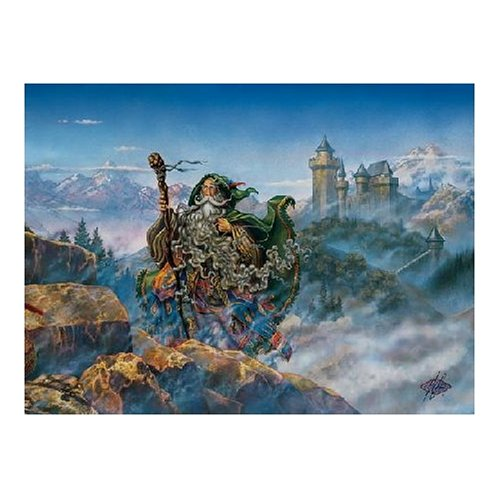 Master Pieces Dragonlands 1000 Piece Jigsaw Puzzle
