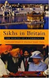 img - for Sikhs in Britain: The Making of a Community book / textbook / text book