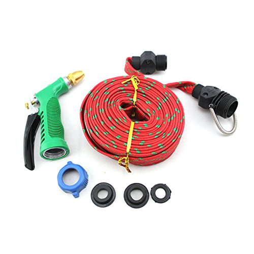 Xozz Pressure Washing Multifunctional Water Spray Jet Gun 10 Meter Hose Pipe