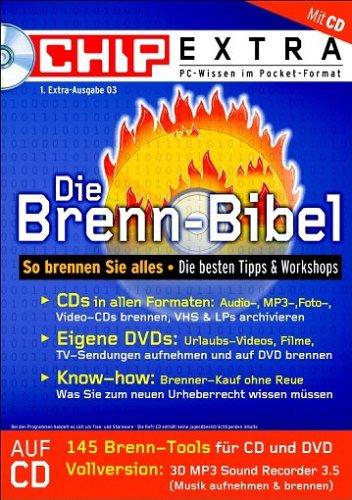 Die Brenn-Bibel - CHIP-Serie (CD-ROM+Buch), PC