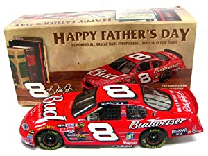 Dale Earnhardt Jr. Action Racing Father