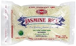 Dynasty Jasmine Rice, 2 Pound (Pack of 12)