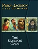 img - for Percy Jackson and the Olympians: The Ultimate Guide by Mary-Jane Knight (1/18/2010) book / textbook / text book