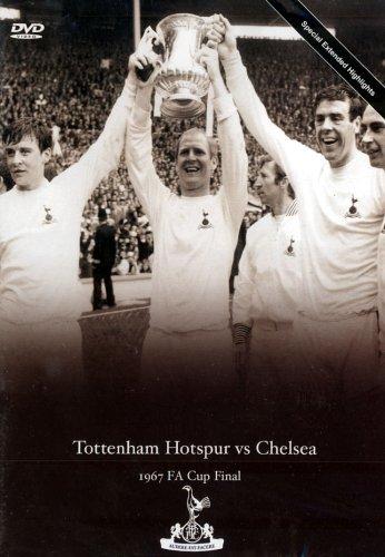 1967 FA Cup Final Tottenham Hotspur v Chelsea (Spurs) [DVD]