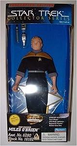 "Star Trek Collector Series Chief Miles O'Brien 9"" Action Figure"