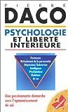 Psychologie et libert� int�rieure par Daco