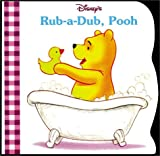 Rub-a-Dub, Pooh (0736400389) by RH Disney