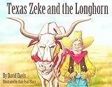 Texas Zeke and The Longhorn (1589803485) by Davis, David