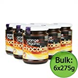 Plamil Organic Chocolate Spread - Orange 6x275g