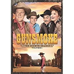 Gunsmoke: The Eighth Season, Vol. 1