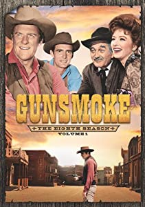 Gunsmoke: The Eighth Season, Vol. 1 from Paramount