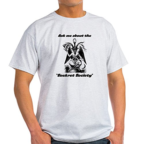 New Mens Ask Me About The Seekret Society Devil Cool Nice Magic Exclusive Quality T-shirt for Men XS Shirt