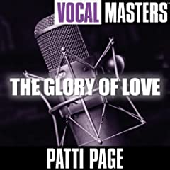 Vocal Masters: The Glory Of Love
