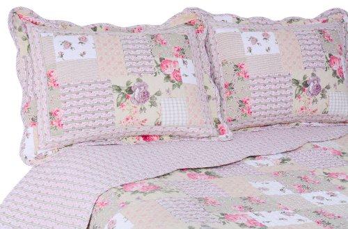 Bedding Quilt Sets 9504 front