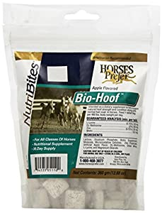 Vet's Plus 90 Count Bio-Hoof Nutri-Bites Supplement for Horses
