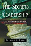 img - for The Secrets of Leadership book / textbook / text book