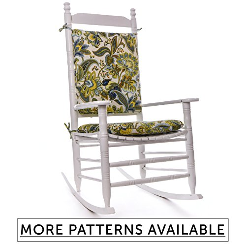 Knife-Edge Rocking Chair Cushion Set : Cushions & Pillows