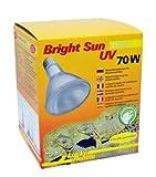 Lucky Reptile BSD-70 Bright Sun UV Desert, 70 W, Metalldampflampe für E27 Fassung mit UVA und UVB Strahlung
