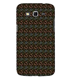 Footprint Pattern 3D Hard Polycarbonate Designer Back Case Cover for Samsung Galaxy Grand Neo :: Samsung Galaxy Grand Neo i9060