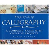 Calligraphy Project Book: A Complete Step-by-step Guide
