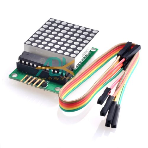 Gbargain Control Display Module Diy Kit For Arduino Wb Max7219 Dot Matrix Mcu