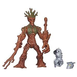 Marvel Super Hero Mashers Groot Figure