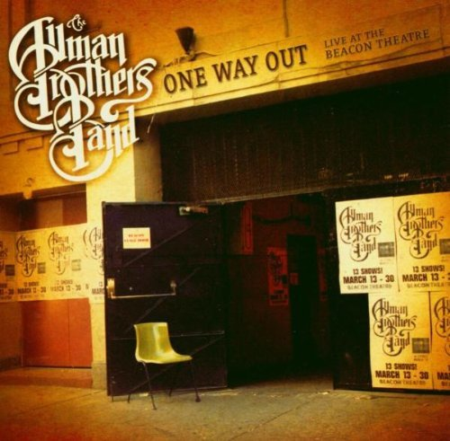 The Allman Brothers Band - One Way Out: Live At The Beacon Theatre - Zortam Music