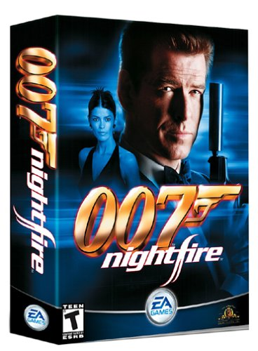 51QDQK46PDL Cheap Price James Bond 007: Nightfire