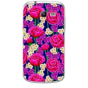 Skin4gadgets TROPICAL FLOWERS PATTERN 8 Phone Skin for SAMSUNG GALAXY TREND (S7392)