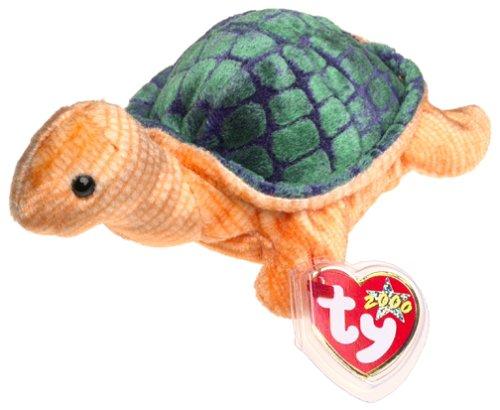 Imagen de Ty Beanie Babies Peekaboo la Tortuga [Toy]