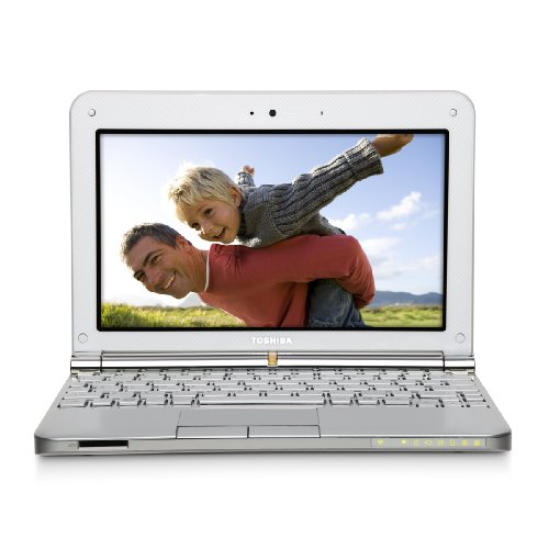 Click to buy Toshiba Mini NB205-N311/W 10.1-Inch Frost White Netbook - 9 Hour Battery Life - From only $3000