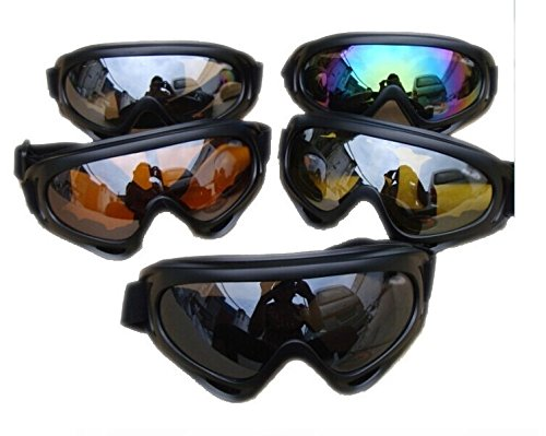 Folding Riding Goggles Motorcycle Glasses For Men Kickback Foam Padded Glasses with Elastic Strap UV Protection Sunglasses Fit For Honda CB600F 2011-2012 for honda cb600f cb900f hornet cb1000r motorcycle upgrade front brake system radial brake master cylinder