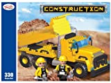 Wilton Ty4566 Construction Truck Set 330Pce