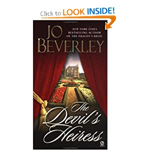 The Devil's Heiress - Jo Beverley