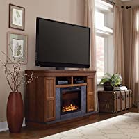 Sauder Carson Forge Electric Fireplace Media Console, Washington Cherry from SAUDER