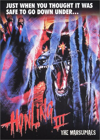 Cover art for  Howling III: The Marsupials