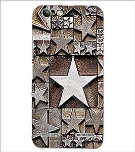 PrintDhaba Stars D-2231 Back Case Cover for LENOVO LEMON 3 (Multi-Coloured)