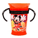 Disney Mickey Mouse Grow Up Cup, Red, 7 Ounce